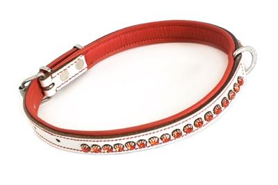 Rose Stone Petite Luxury Dog Collar