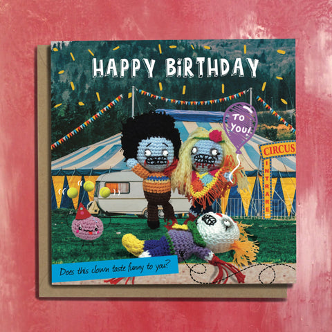 The Dead Thread™ Birthday Card