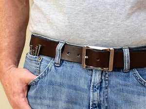 Lifetime Guarantee on all Nickel Smart Titanium Buckles