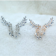 Load image into Gallery viewer, Angel Wings Stud Earrings