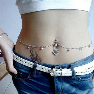 Belly Button Barbell Ring