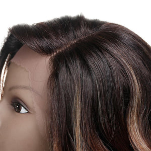 Noble Trendy Lace Front Wig