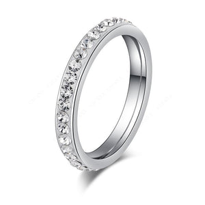Titanium Stainless Steel Ring