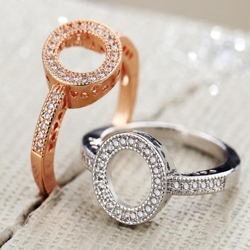 Round Finger Ring