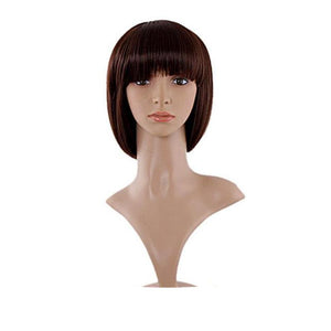 Short Straight Hair Wig
