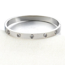 Load image into Gallery viewer, Stainless Steel Bracelet & Bangle