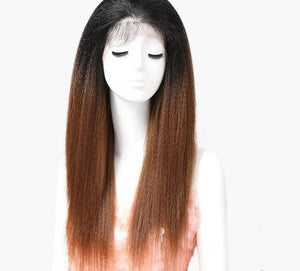 Straight Long Front Wig