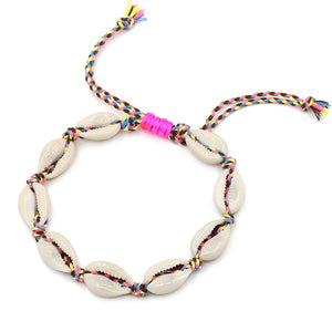 Women Shell Anklet