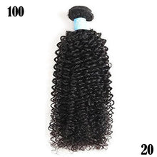 Load image into Gallery viewer, Brazilian Kinky Curly Virgin Hair Cheap Human Hair Weaves