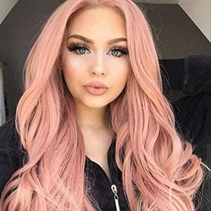 Big Wave Lace Front Synthetic Wig