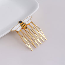 Load image into Gallery viewer, Queen Bee Hair Brooch