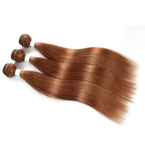Single Bundle Straight Human Hair