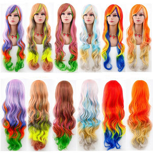 Fashion Styling Synthetic Wig