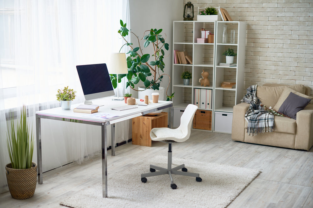 Working from Home: Optimise Your Space for Productivity