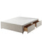 4 Drawer Divan Base (open)