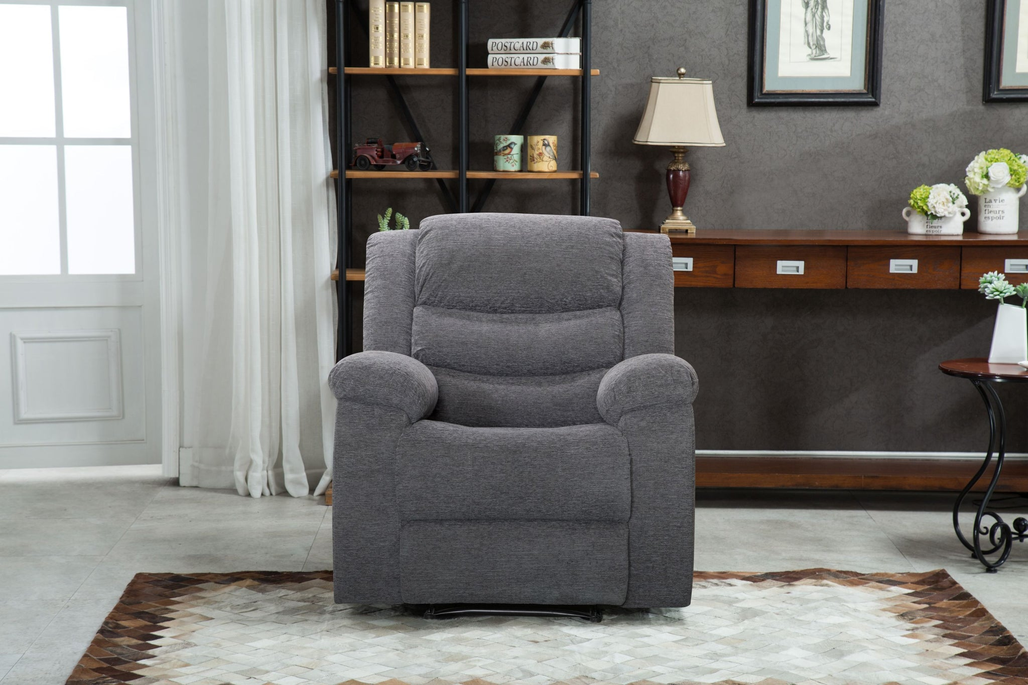 Casa Armchair Manual Recliner