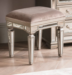 Abigail Dressing Table Stool
