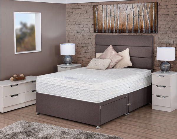 Divan Base including Ambient 2000 Mattress