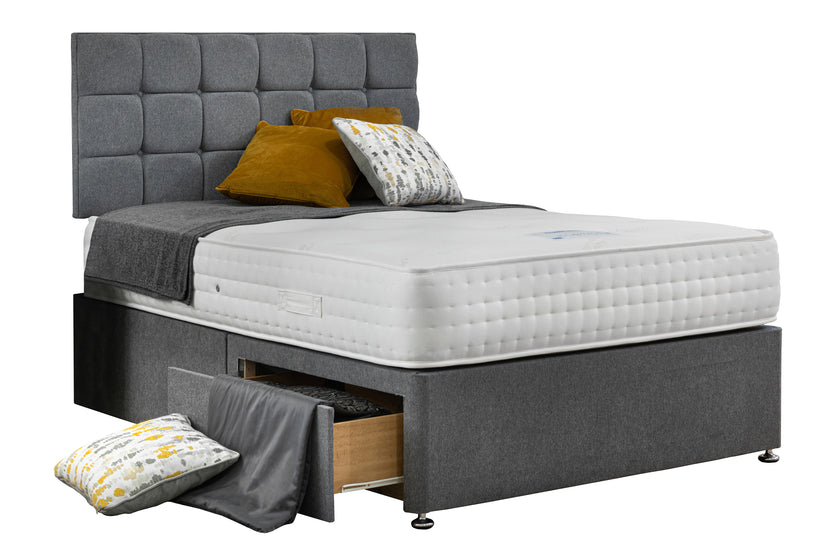 Cashmere bed 4.6 ft - Package Deal