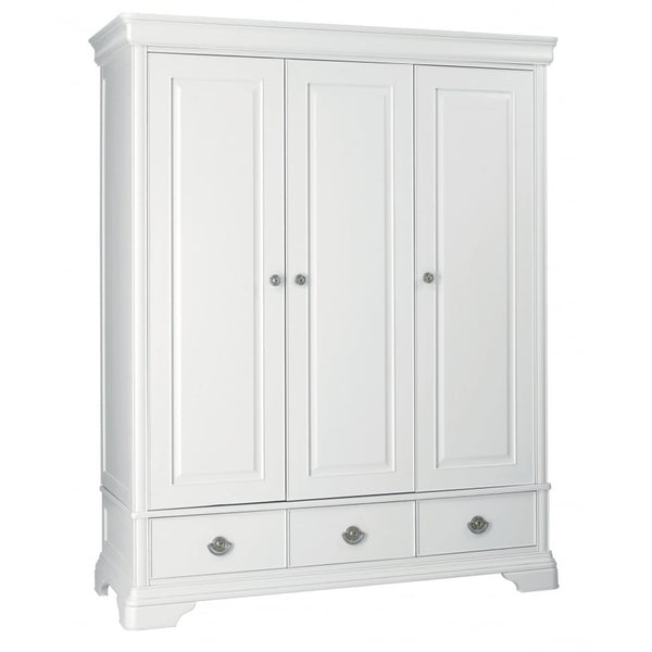 Chantilly Triple Wardrobe