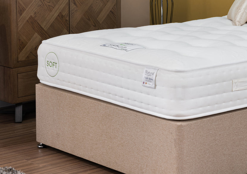 Divan Base including Eco Soft Mattress