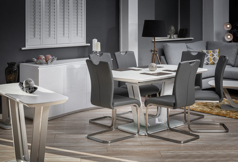 Florence Extending Dining Table (1.6 - 2m)