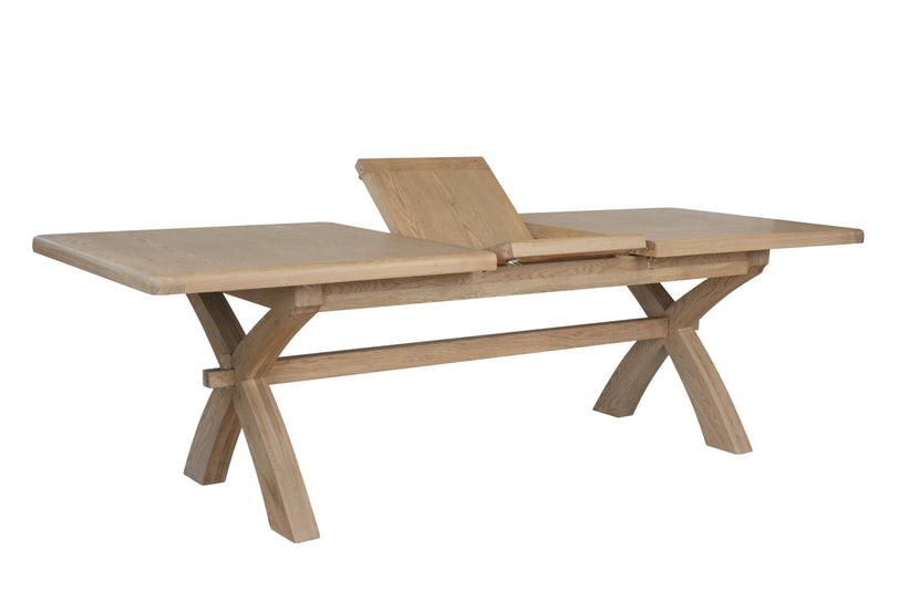 Horus Cross Leg Dining Table