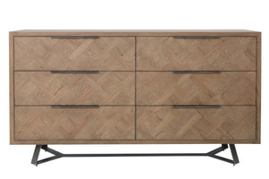 Ibis 6 Drawer Chest