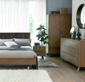 Ibis Bed Frame with Headboard