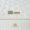 Luxury Visco 3000 Mattress Label