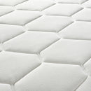 Luxury Visco 3000 Mattress Top Detailing