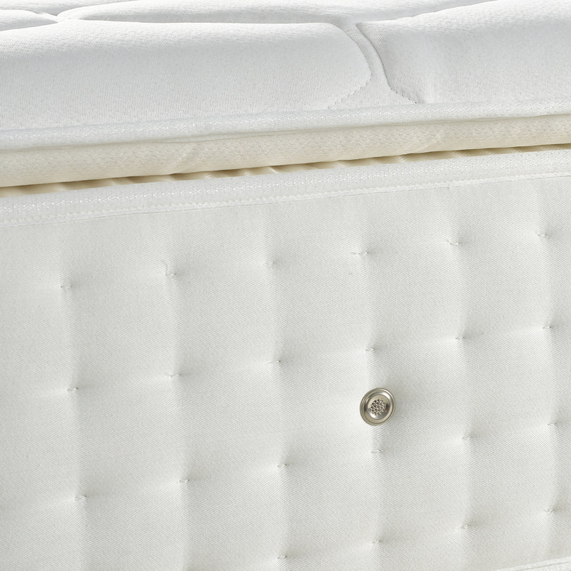 Latex Pillow Top 5000 Mattress Air Vent