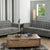 Minx 3 seater sofa (Grey)