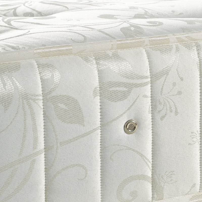 Oak King Mattress Air Vent