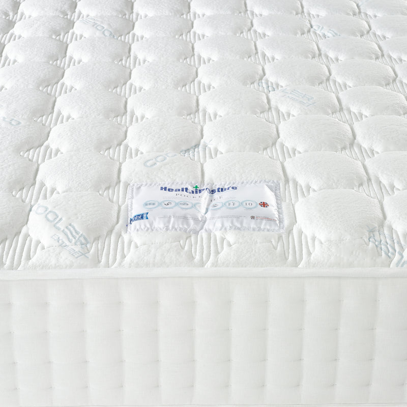 Pocket Ice Mattress Label