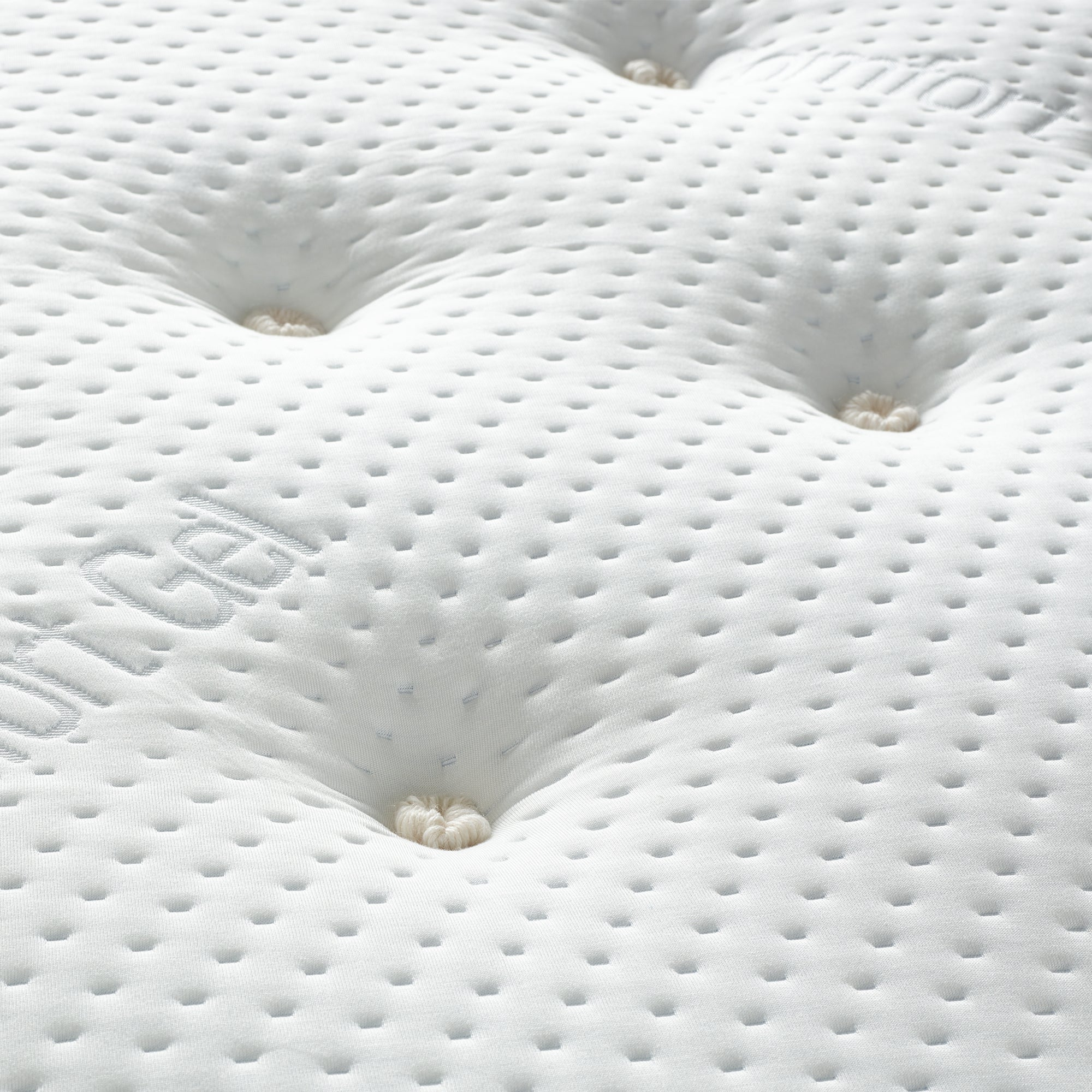 Pocket Gel 1000 Mattress Top Detailing