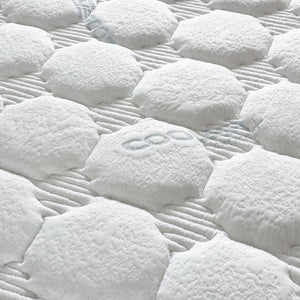 Pocket Ice Mattress Top Detailing