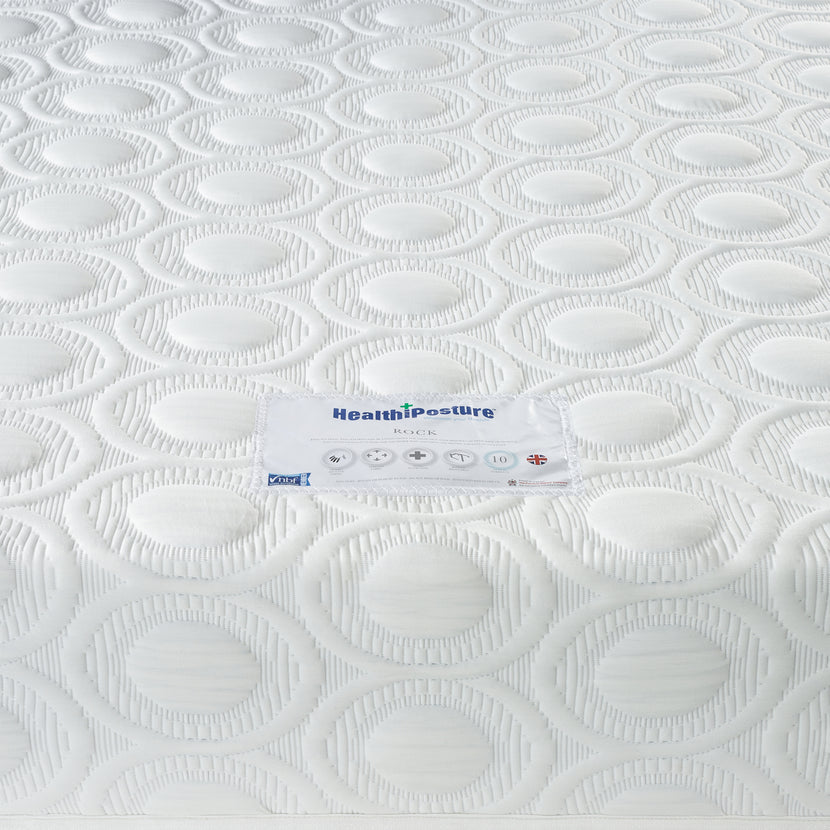 Rock Mattress Label