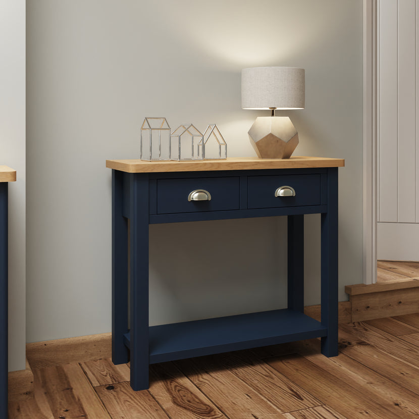 Midnight Console Table