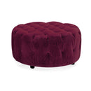Richmond Round Footstool
