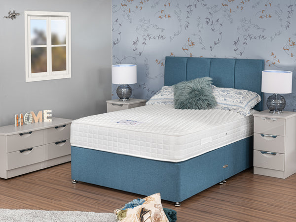 Divan Base including Shetland 1500 Mattress