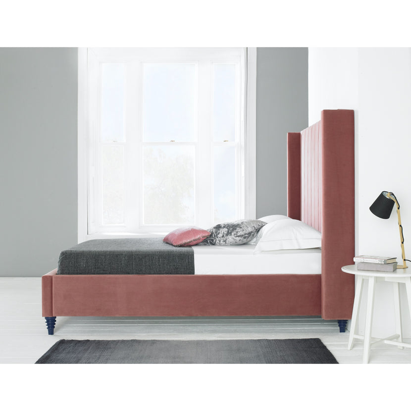 Turin Upholstered Contemporary Bed Frame