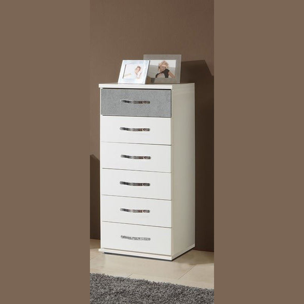 Uno 6 Drawer Chest