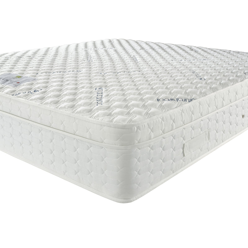 Cotswold 2000 Mattress Full Close Up
