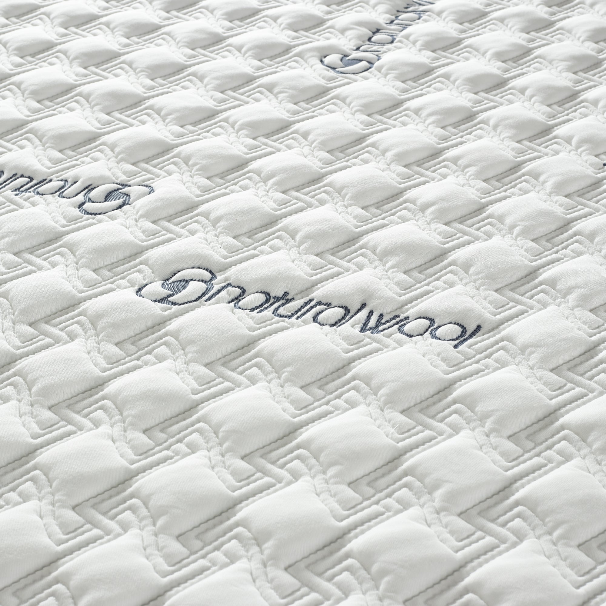 Cotswold 2000 Mattress Top Detailing