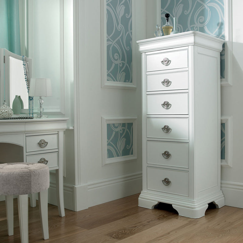 Chantilly 6 Drawer Chest
