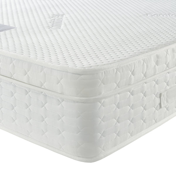 Comfort Gel 2000 Mattress Corner Close Up