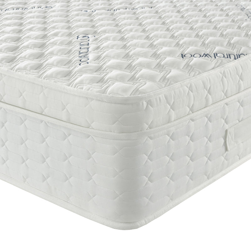 Cotswold 2000 Mattress Corner Close Up