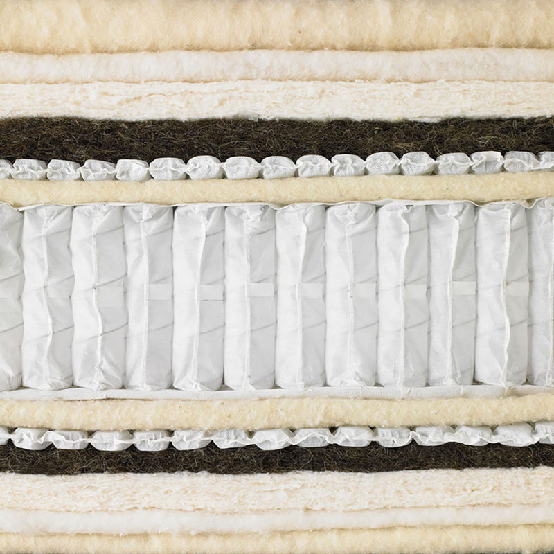Natural Collection Extra Firm 1000 Pocket Spring Mattress