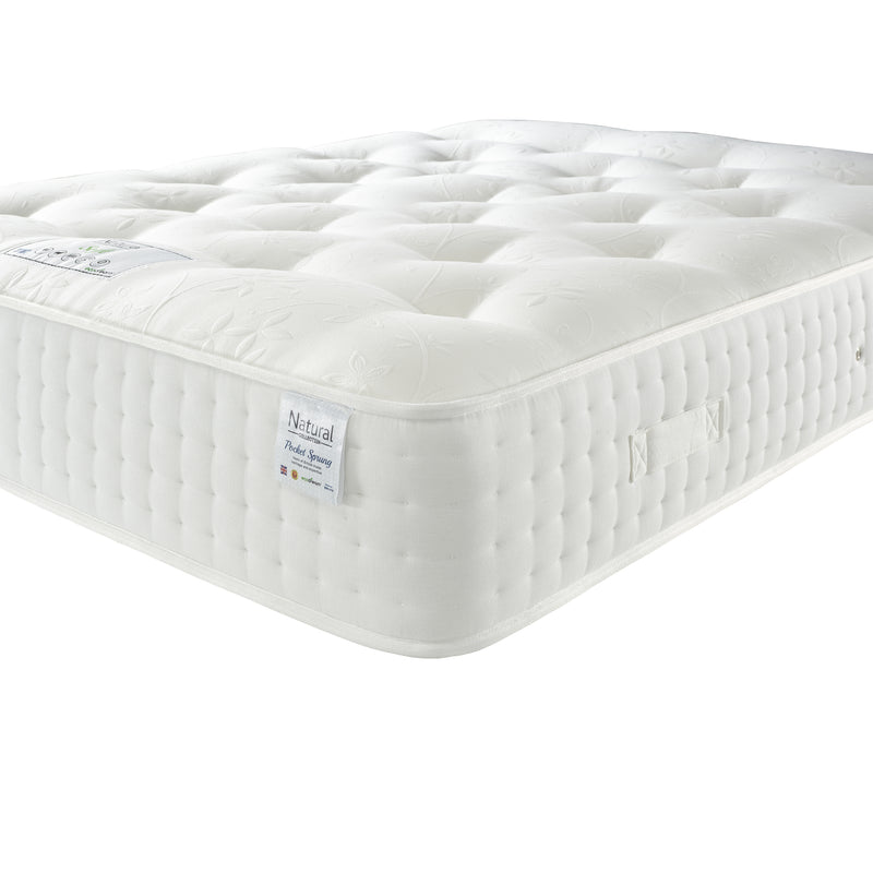 Eco Soft Mattress Full Close Up